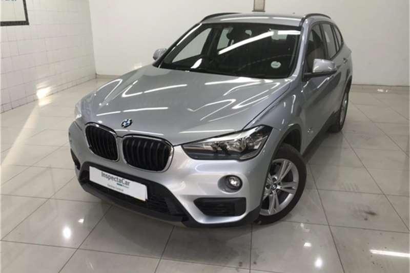 BMW X1 xDrive20i Auto 2017