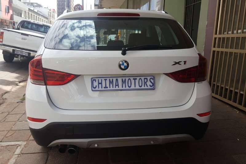 BMW X1 xDrive20i M Sport sports-auto 2013