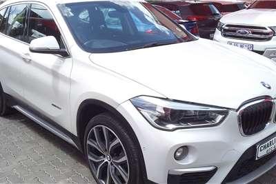 Used 2016 BMW X1 xDrive20i sports auto