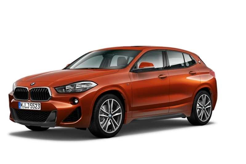 2018 BMW X2 sDRIVE20i M SPORT (F39)