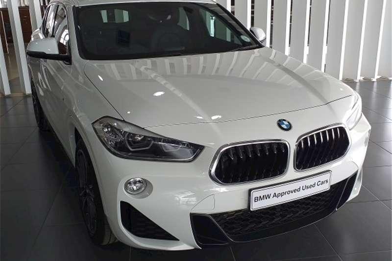 BMW X2 sDRIVE18i M SPORT A/T (F39)