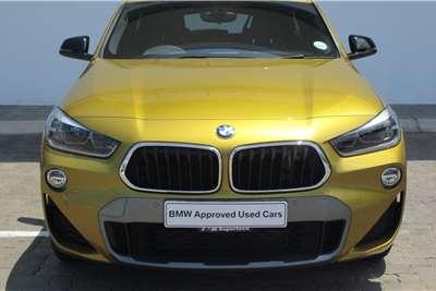 BMW X2 sDRIVE20i M SPORT (F39) 2018