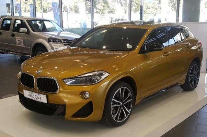 BMW X2 sDRIVE20i M SPORT (F39) 2019