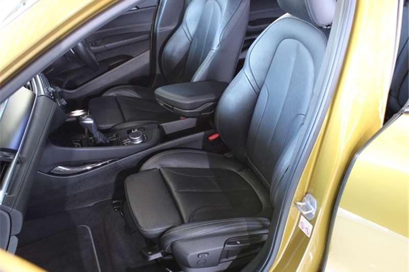 Used 2018 BMW X2 xDRIVE20d M SPORT (F39)