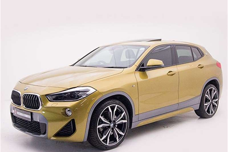 BMW X2 Xdrive20d M Sport X Steptronic 2018