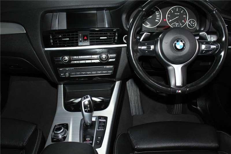 Used 2017 BMW X3