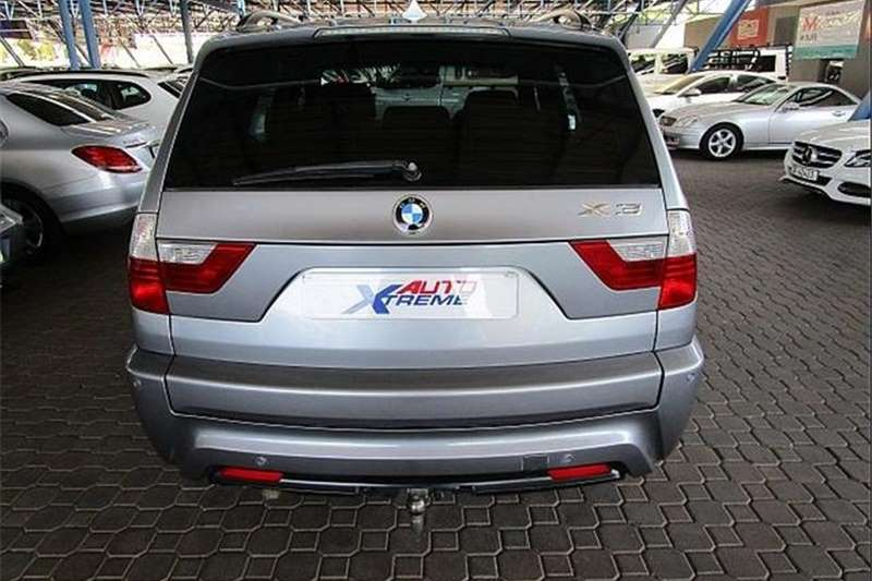 BMW X3 2.0d M Sport Auto 2009