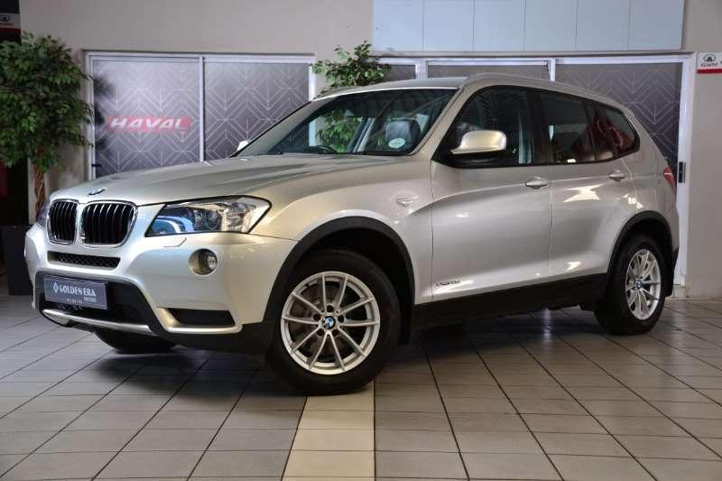 BMW X3 2.0D X Drive Auto 2013