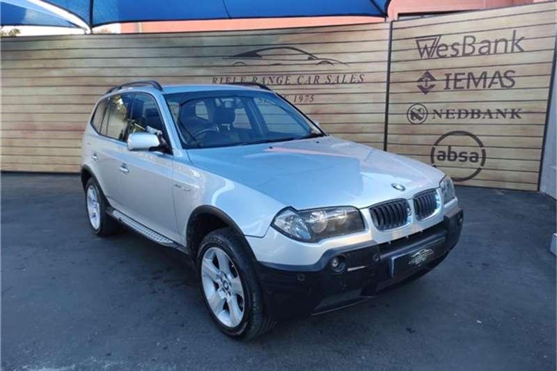 Used 2005 BMW X3