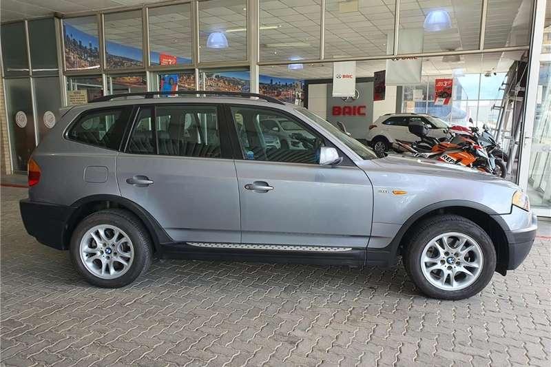 Used 2004 BMW X3
