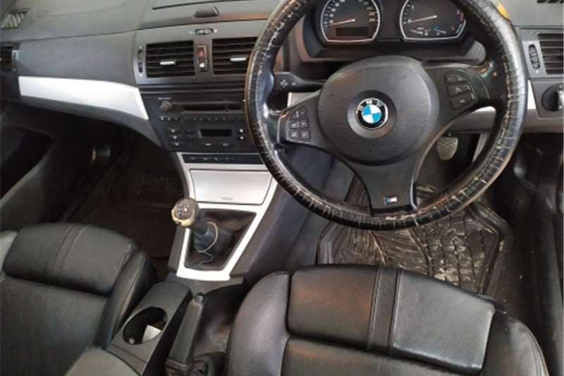 Used 2007 BMW X3