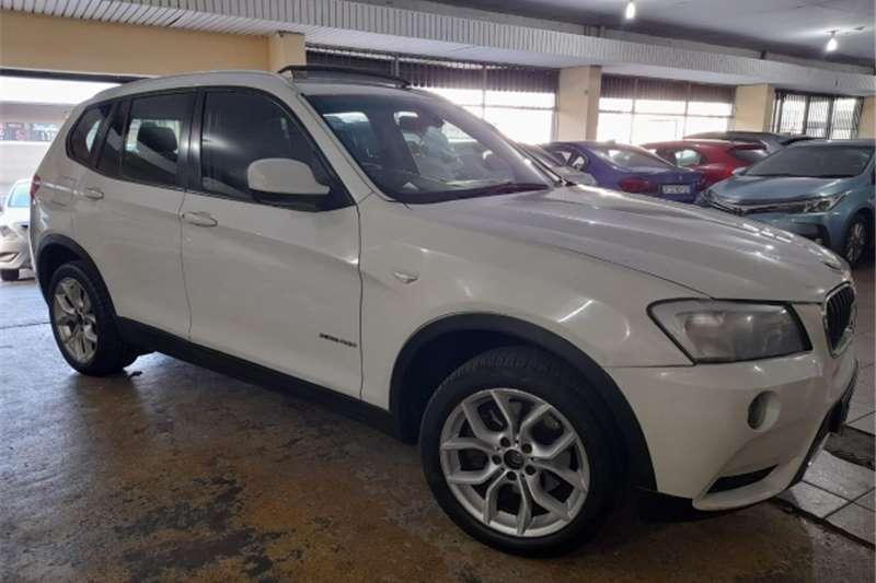 Used 2012 BMW X3