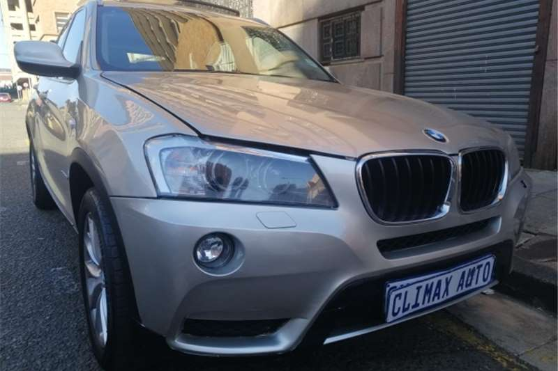 BMW X3 20d X drive automatic 2014