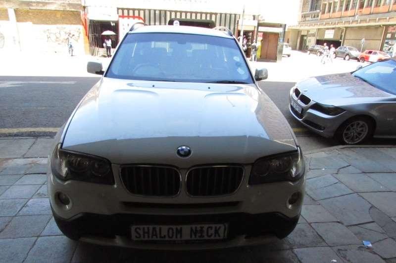 BMW X3 3,0 2017