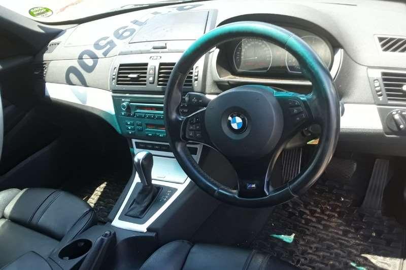 BMW X3 3.0 M Sport 2007