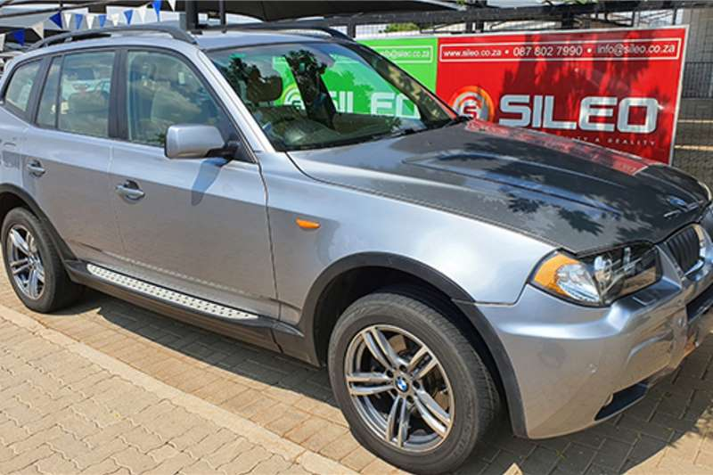 BMW X3 3.0i A/T 2006