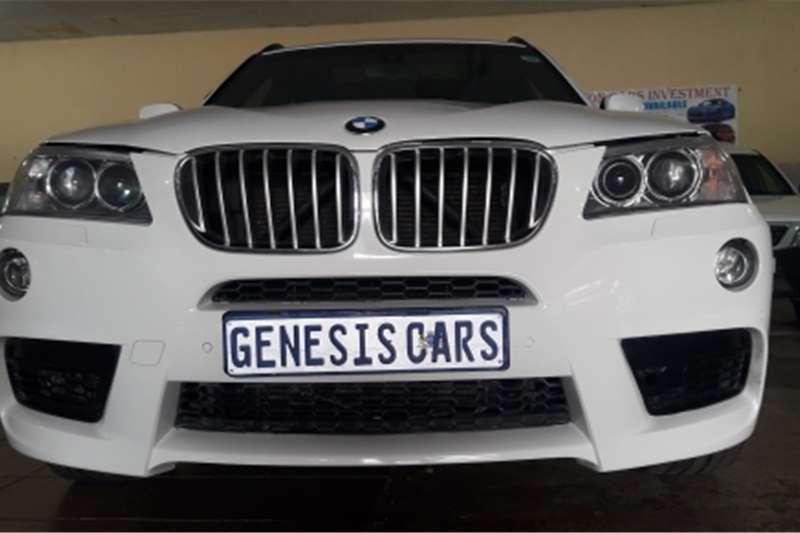BMW X3 35i 2012