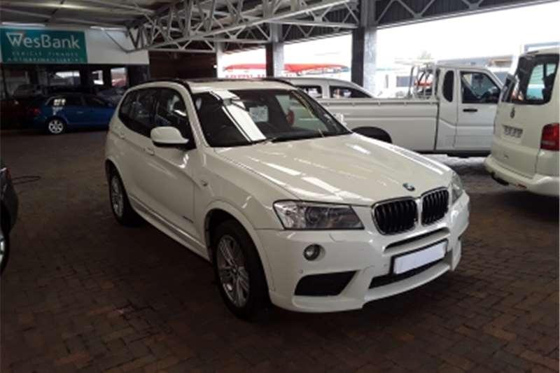 BMW X3 BMW X3 2L diesel X DRIVE 2012