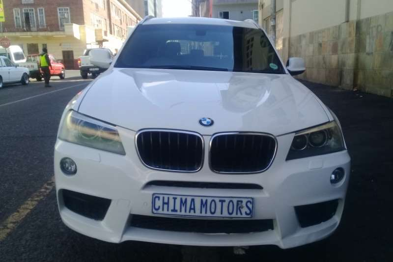 2013 BMW X3 xDrive20d M Sport auto