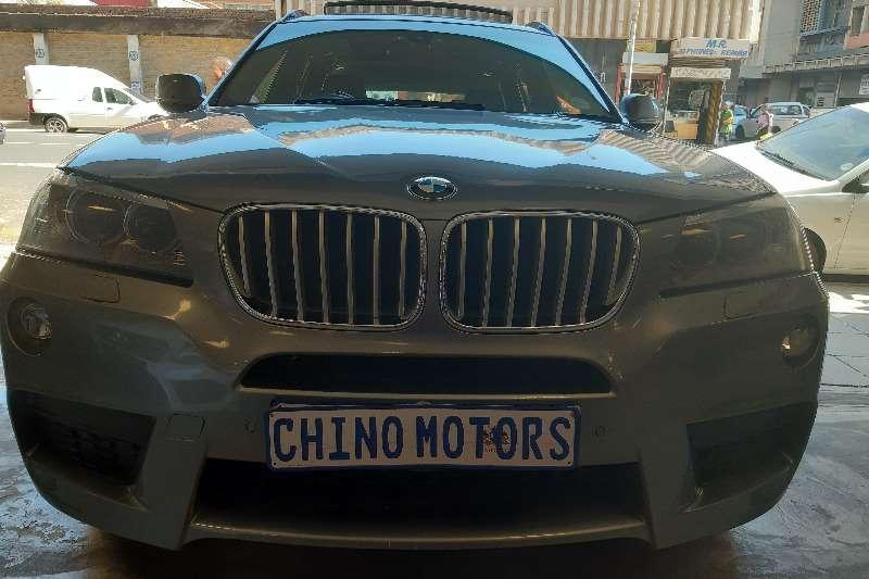 2011 BMW X3 xDRIVE 30d M SPORT (G01)