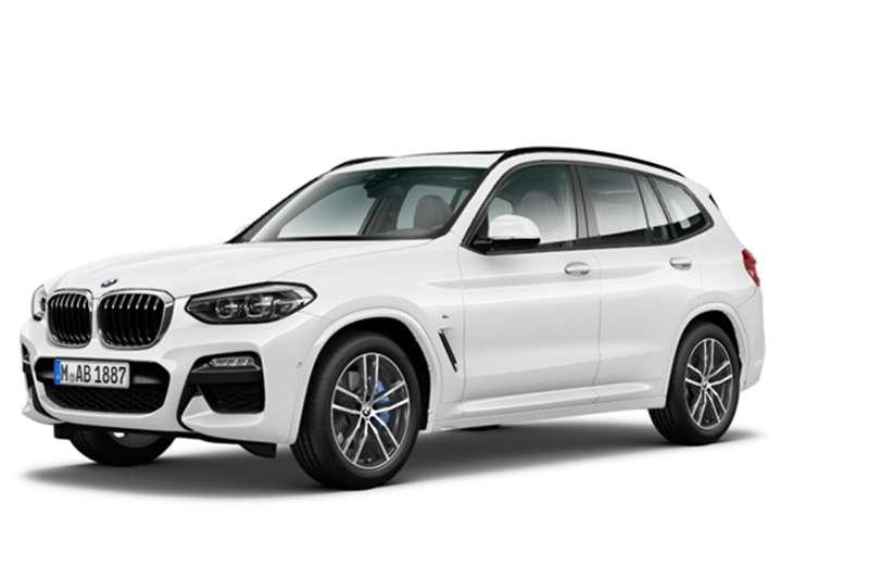 2018 BMW X3 xDrive30d M Sport auto