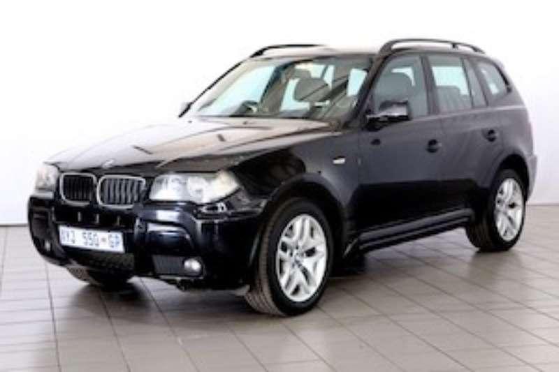 2009 BMW X3 xDrive20d auto
