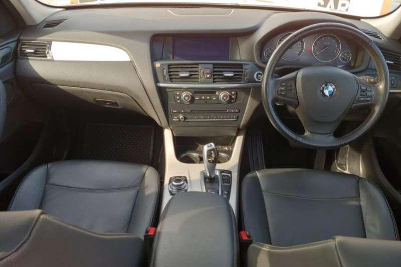 2014 BMW X3 xDrive20i auto