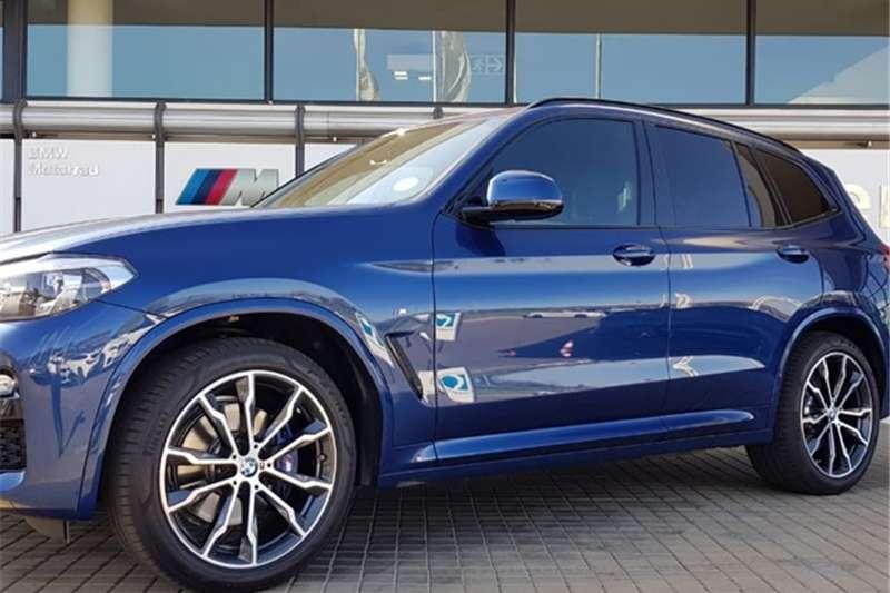 2018 BMW X3 xDrive30i M Sport auto