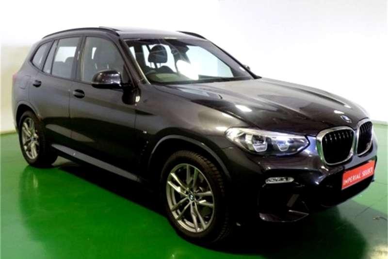 2019 BMW X3 xDrive20d M Sport auto
