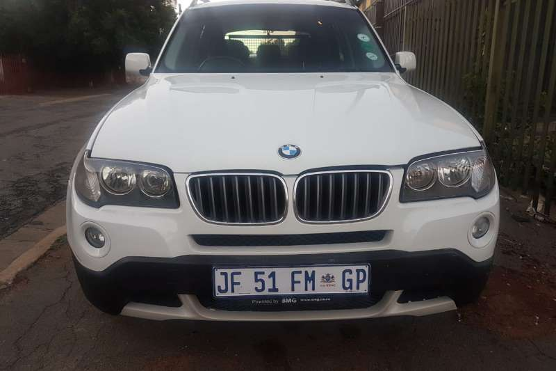 2011 BMW X3 xDRIVE 30d (G01)