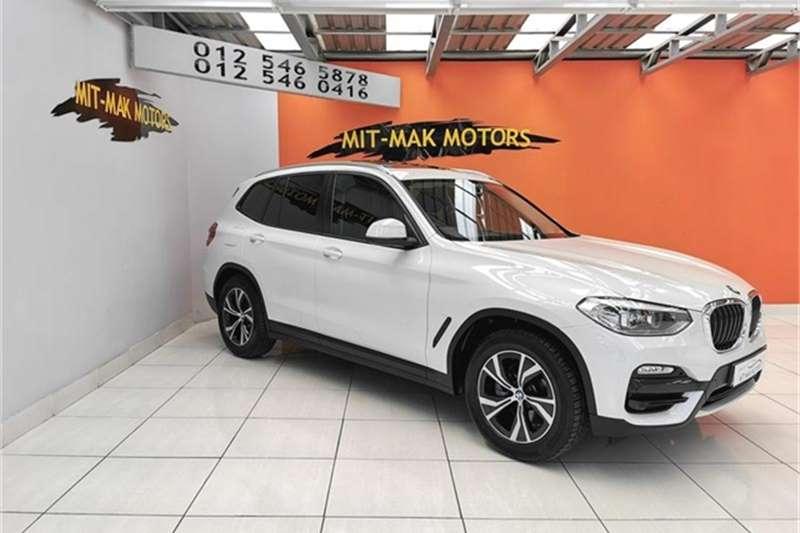 2018 BMW X3 xDrive20d auto