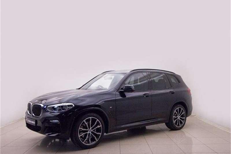 2018 BMW X3 xDrive30d auto