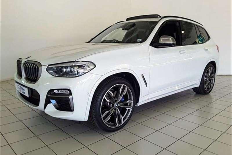 2018 BMW X3 M40i sports auto