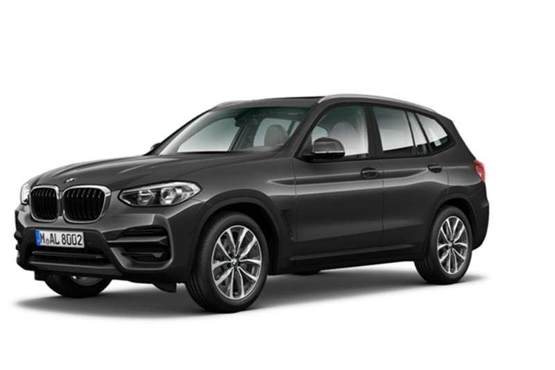 2018 BMW X3 sDRIVE 2.0 (G01)