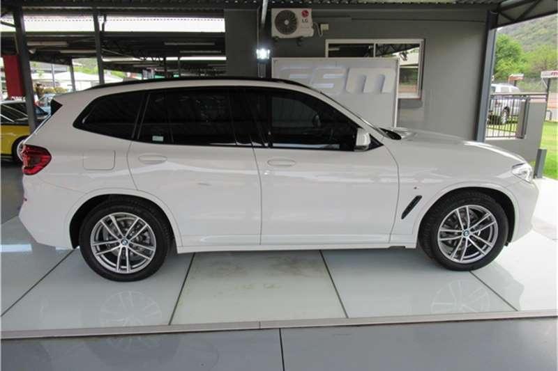 2018 BMW X3 xDrive20d M Sport auto