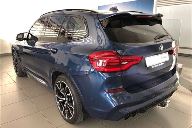 Used 2019 BMW X3 M COMPETITION
