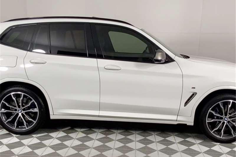 Used 2018 BMW X3 M40i sports auto