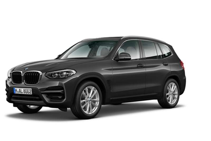 BMW X3 sDRIVE 18d (G01) 2019