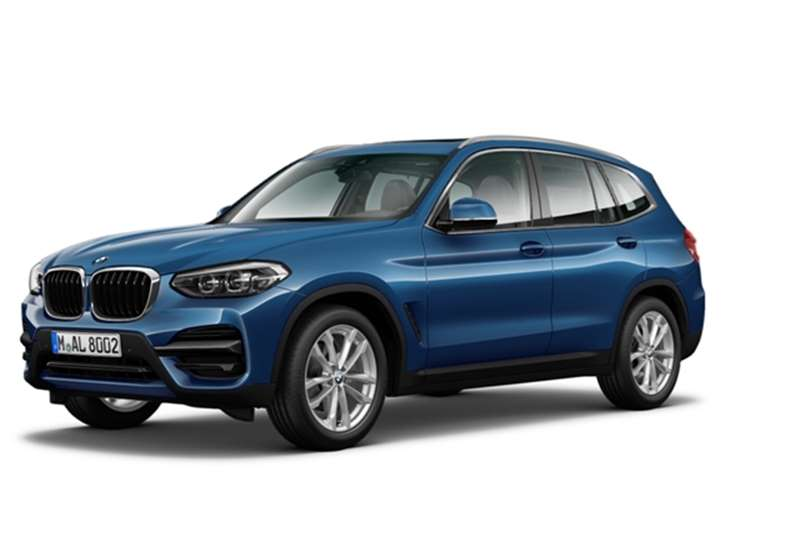 BMW X3 sDRIVE 18d (G01) 2019