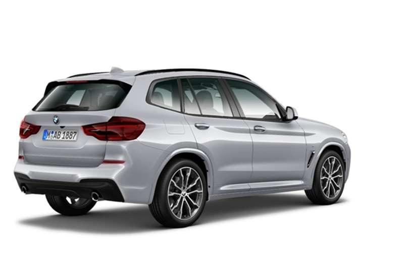 BMW X3 sDRIVE 18d M SPORT (G01) 2019
