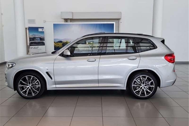 BMW X3 sDRIVE 18d M SPORT (G01) 2020