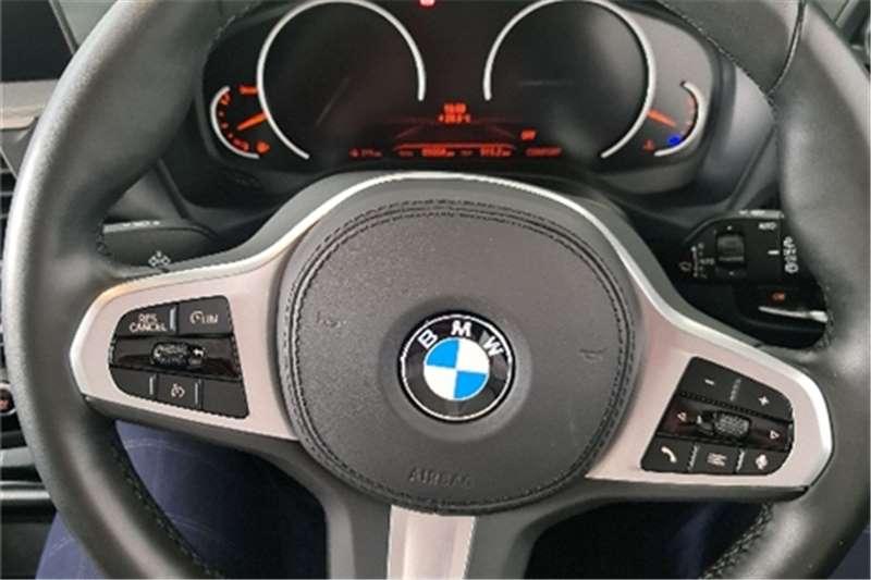 2020 BMW X3 X3 sDRIVE 18d M SPORT (G01)