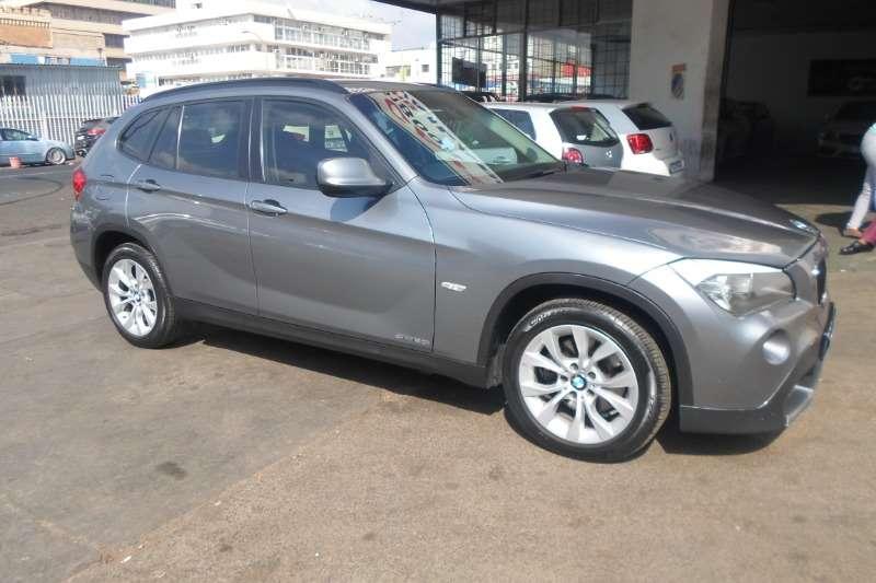 BMW X3 sDRIVE 2.0 (G01) 2010