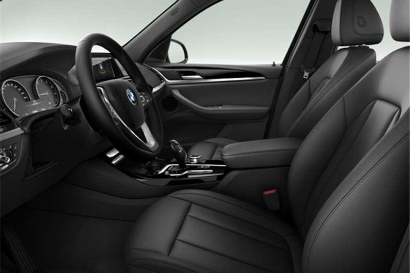 BMW X3 sDRIVE 2.0 (G01) 2018