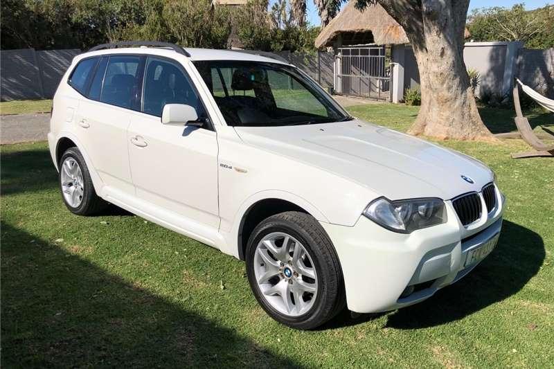 BMW X3 sDRIVE 2.0 LUXURY LINE (G01) 2007
