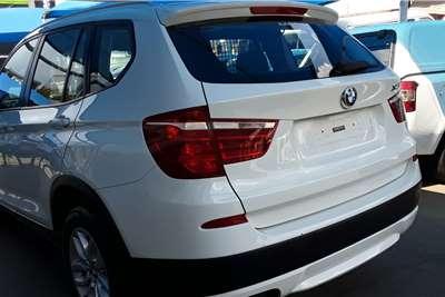 Used 2013 BMW X3 sDRIVE 20i M SPORT (G01)