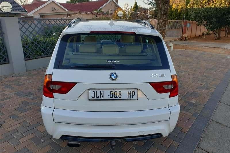 BMW X3 xDRIVE 20d (G01) 2006