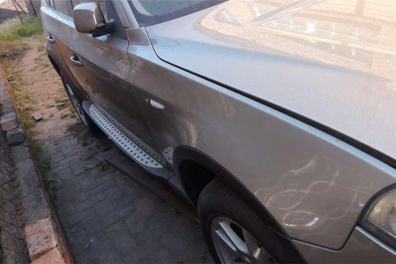 BMW X3 xDRIVE 20d (G01) 2009