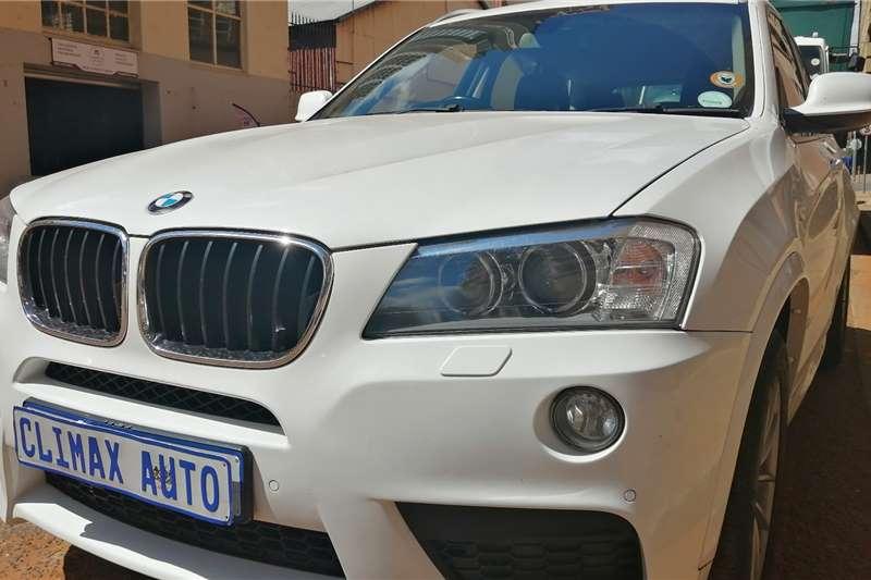 BMW X3 xDRIVE 20d (G01) 2013