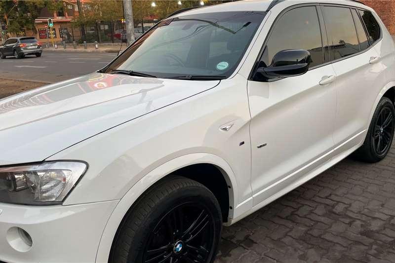 Used 2013 BMW X3 xDRIVE 20d (G01)